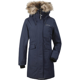 DIDRIKSONS Erika Parka Dames, dark night blue